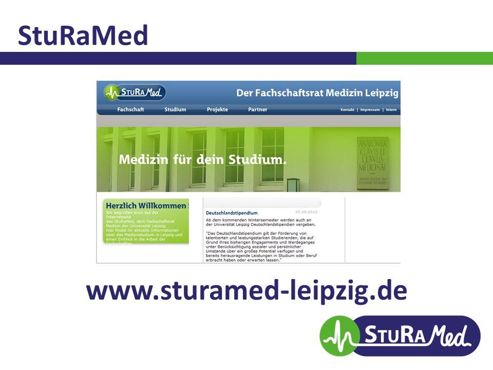 StuRaMed www.sturamed-leipzig.de