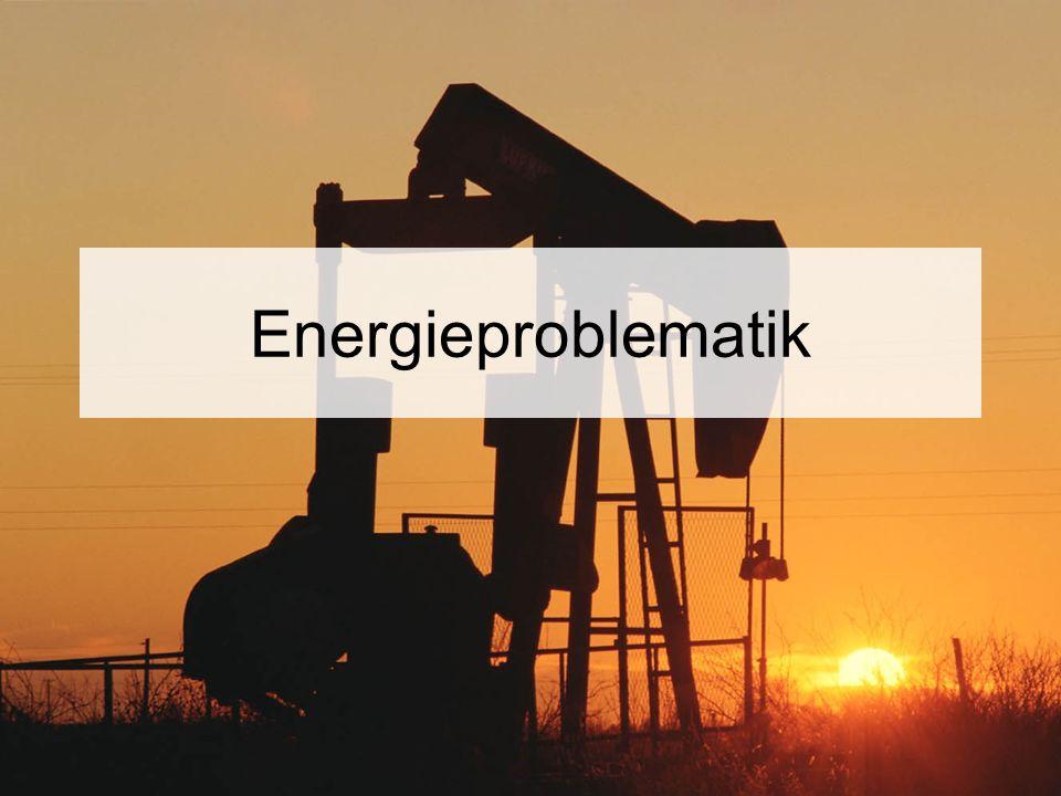 Energieproblematik
