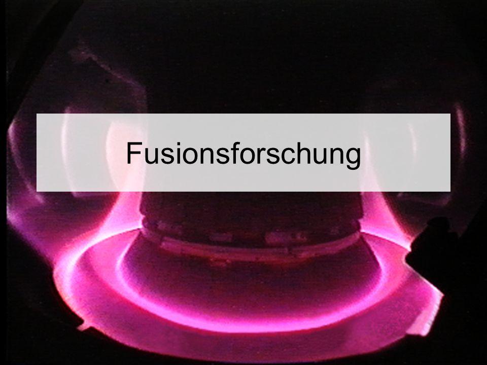 Fusionsforschung