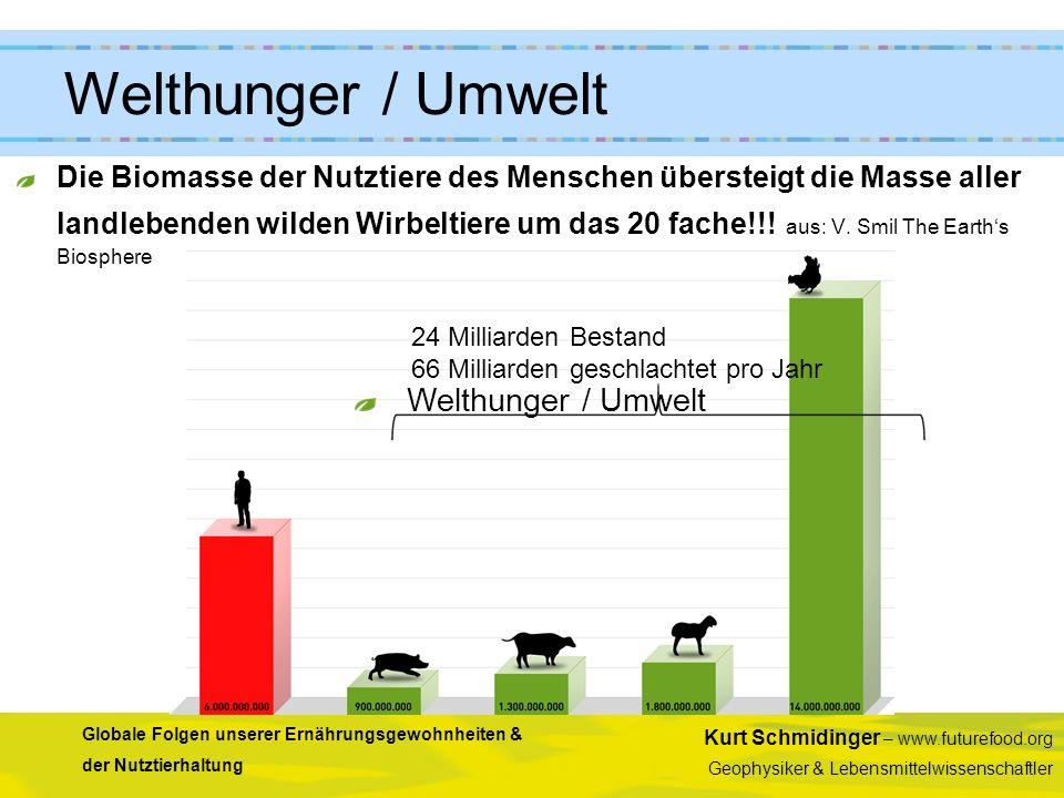 Welthunger / Umwelt Welthunger / Umwelt