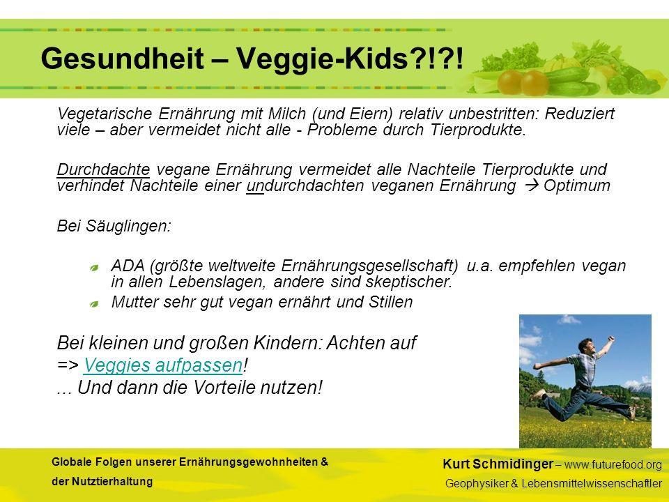 Gesundheit – Veggie-Kids ! !