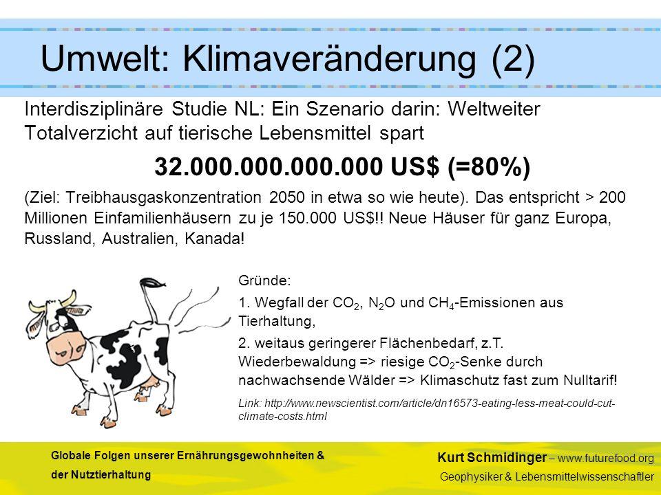 Umwelt: Klimaveränderung (2)
