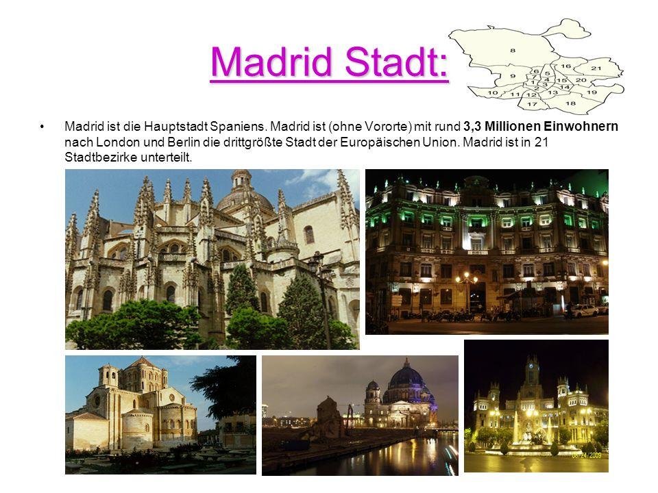 Madrid Stadt: