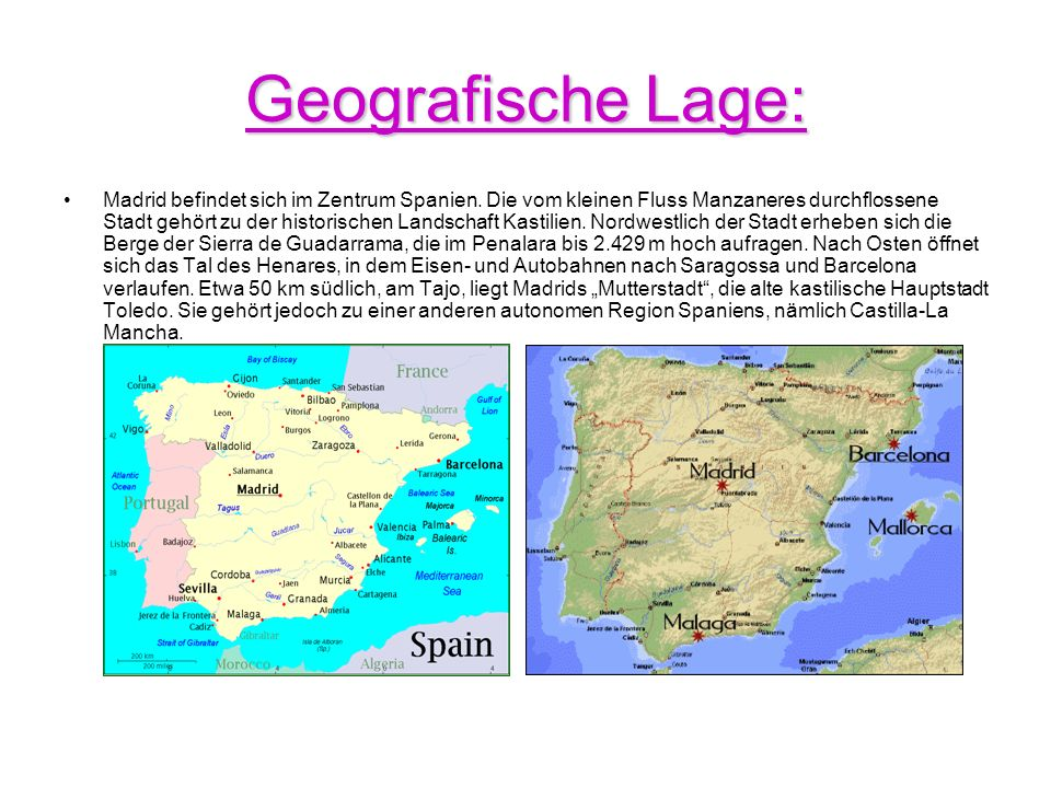 Geografische Lage: