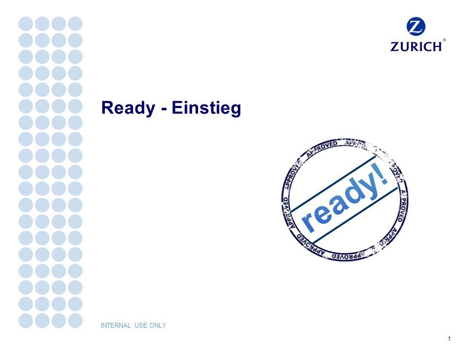 Ready - Einstieg ready! 1