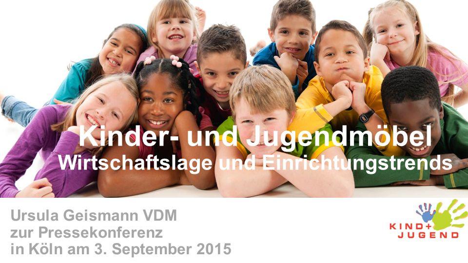 Kinder- und Jugendmöbel Wirtschaftslage und Einrichtungstrends
