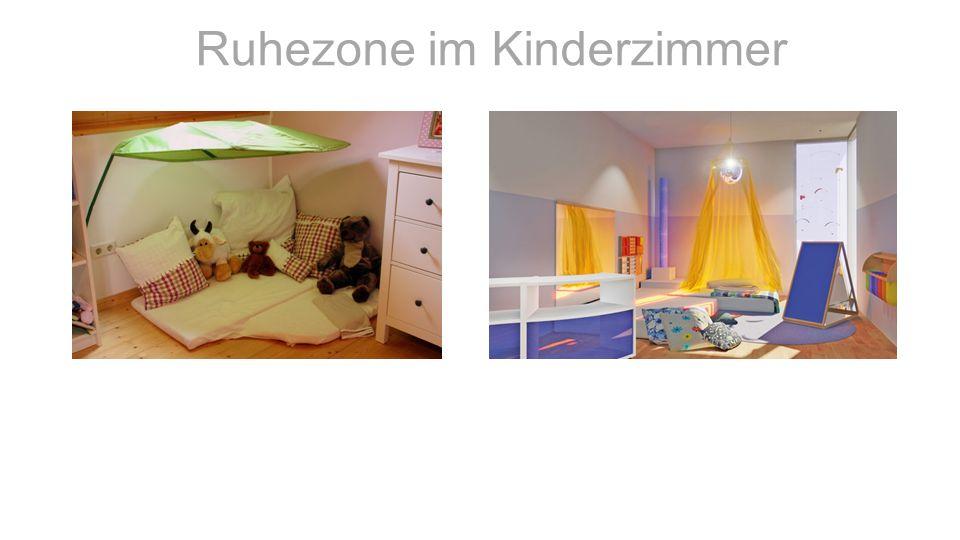 Ruhezone im Kinderzimmer