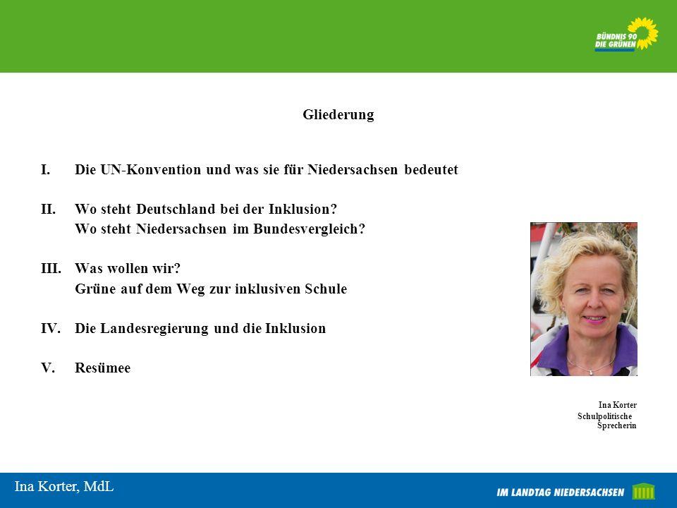 Die UN-Konvention und was sie für Niedersachsen bedeutet