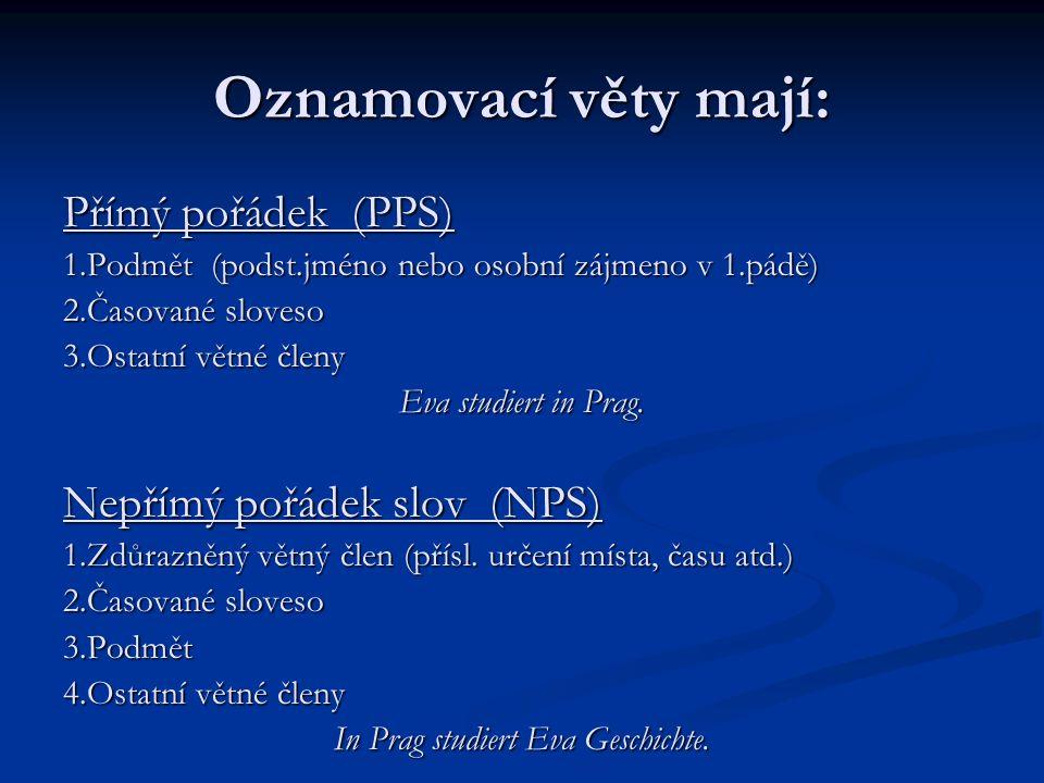 In Prag studiert Eva Geschichte.