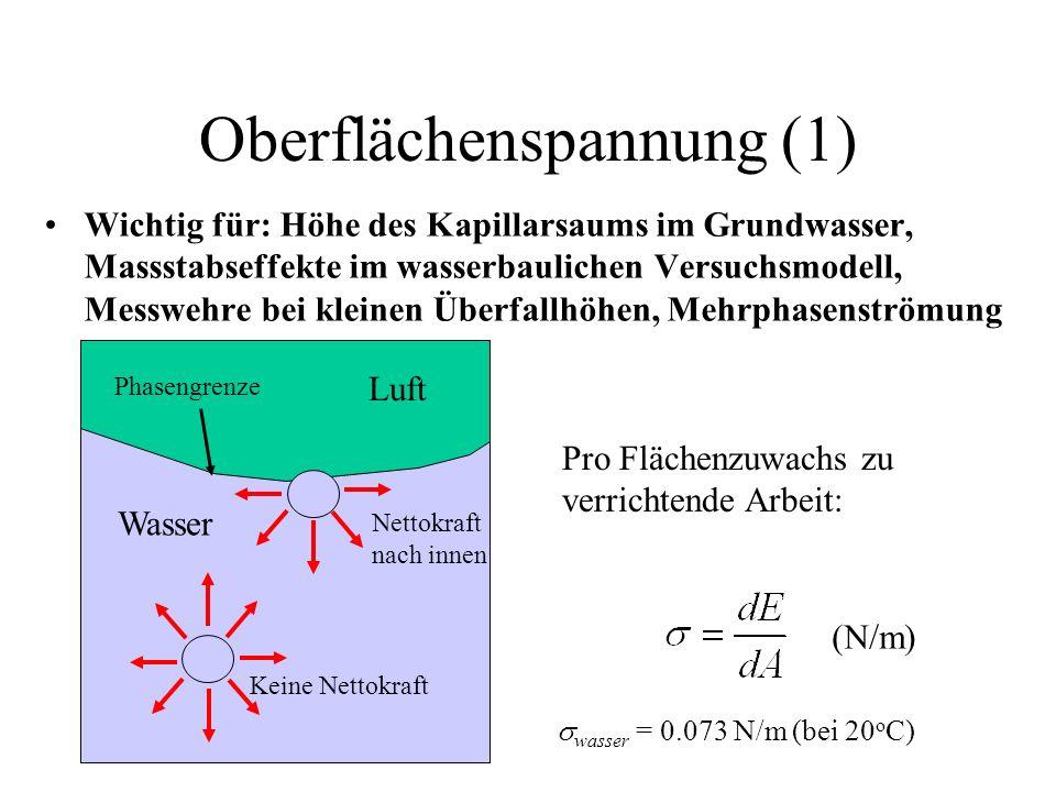 Oberflächenspannung (1)