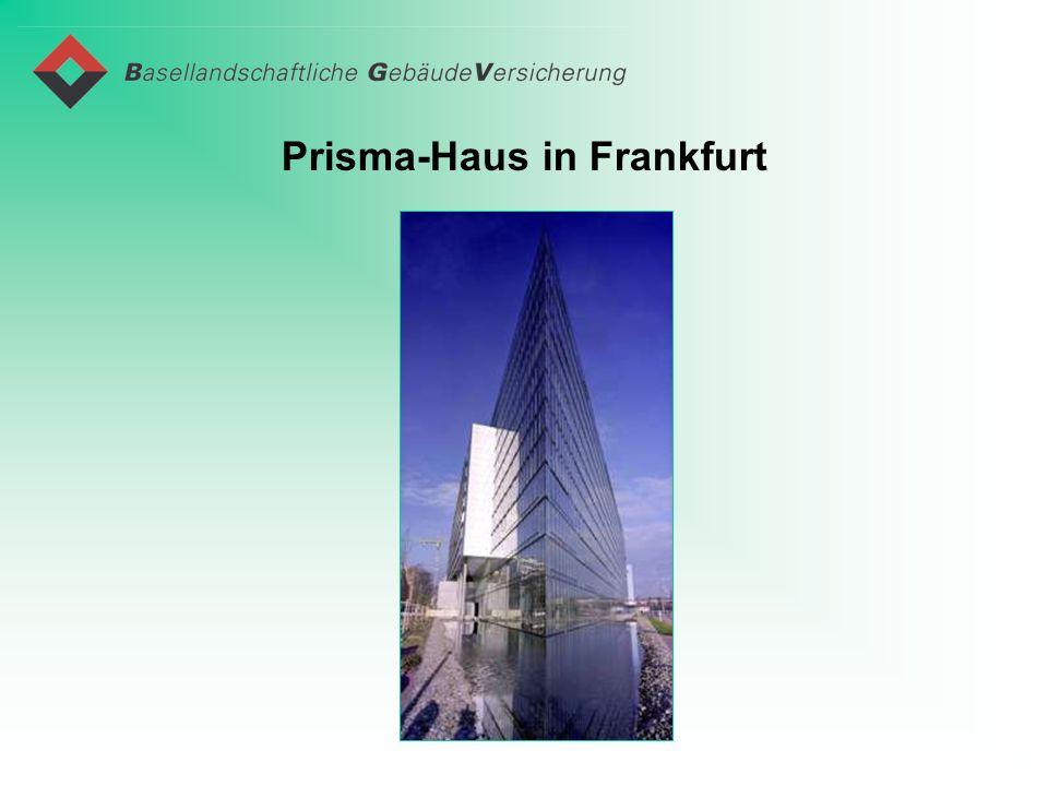 Prisma-Haus in Frankfurt