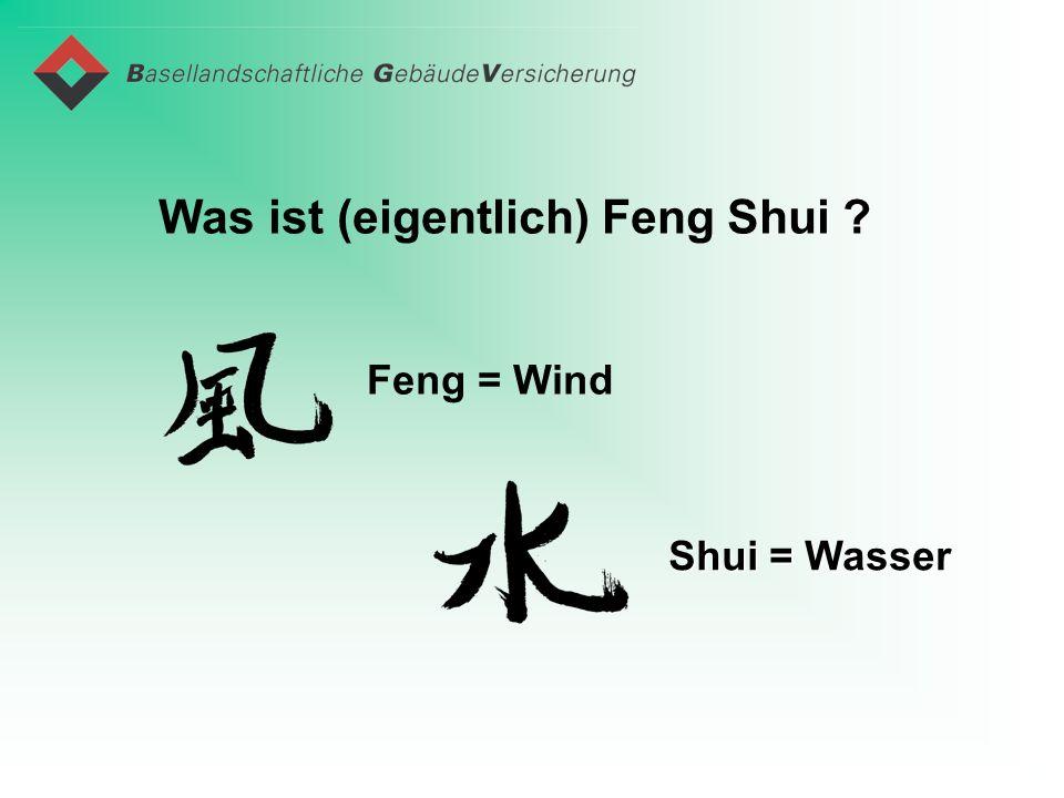 Was ist (eigentlich) Feng Shui