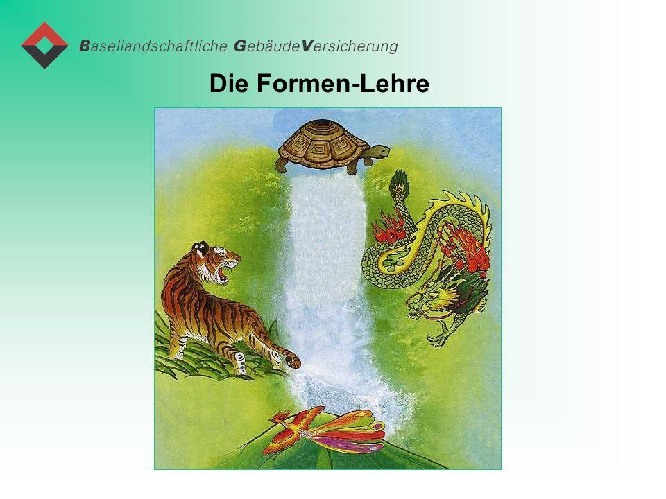 Die Formen-Lehre Berater Seminar März 17 Das Landschaftsfengshui