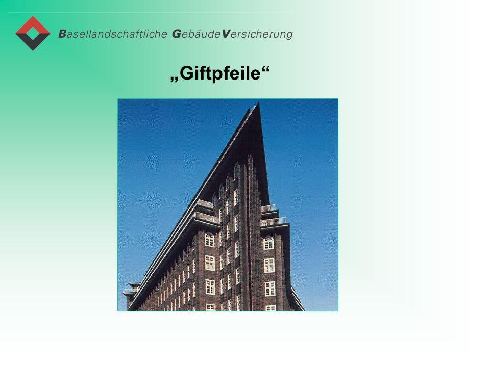 """Giftpfeile"