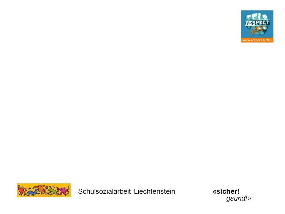 Schulsozialarbeit Liechtenstein