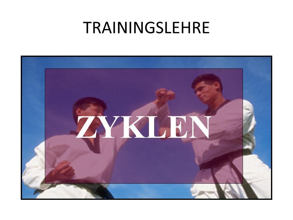TRAININGSLEHRE ZYKLEN