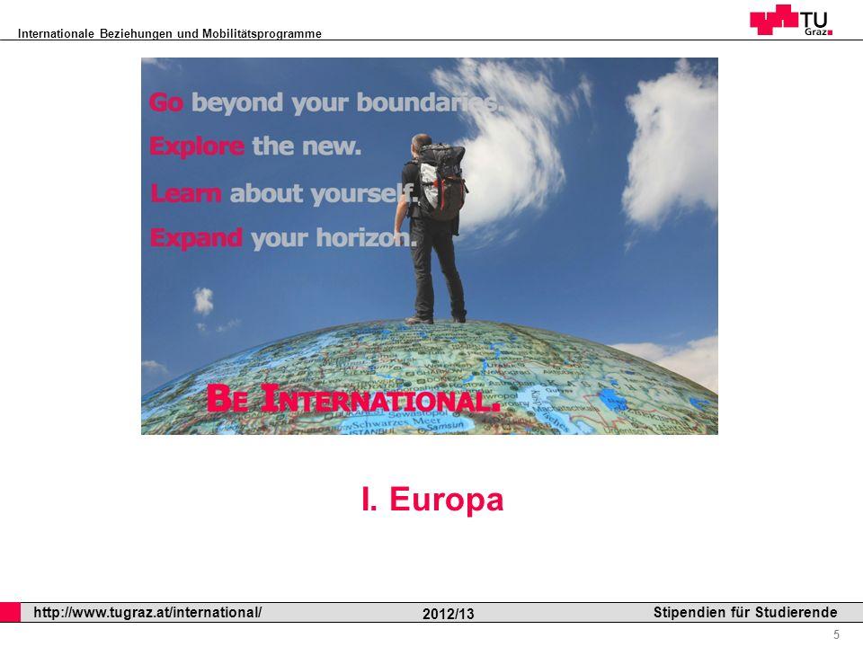 I. Europa