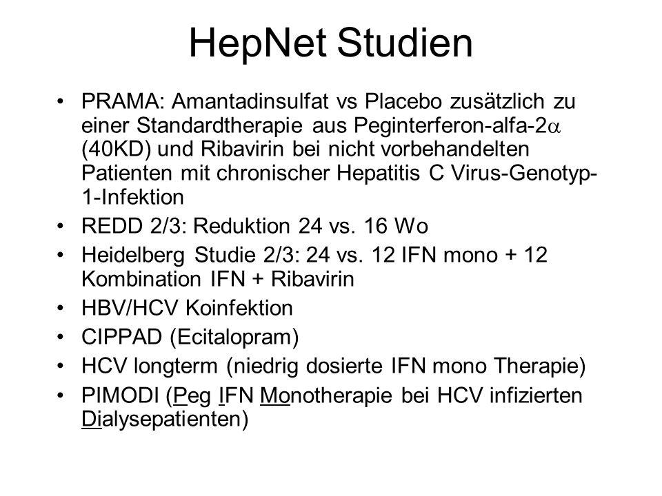 HepNet Studien