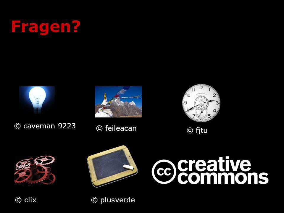 Fragen © caveman 9223 © feileacan © fjtu © clix © plusverde