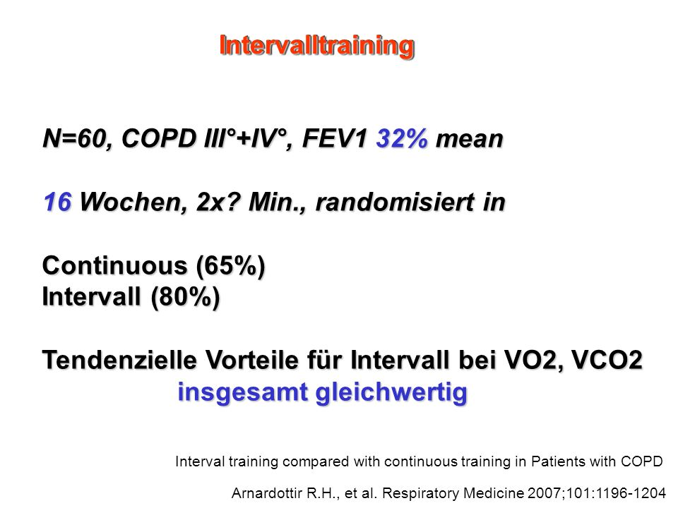 N=60, COPD III°+IV°, FEV1 32% mean