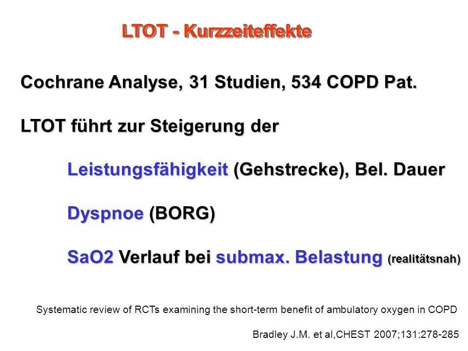 LTOT - Kurzzeiteffekte