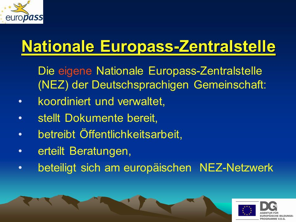 Nationale Europass-Zentralstelle