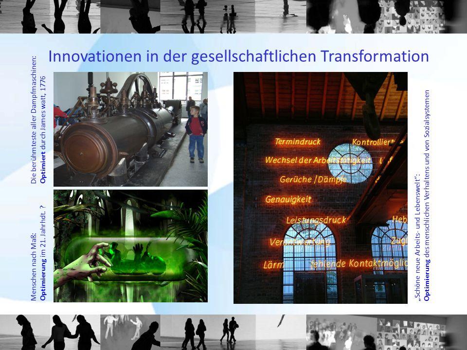 Innovationen in der gesellschaftlichen Transformation