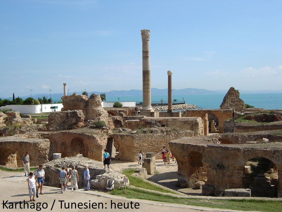 Karthago / Tunesien: heute