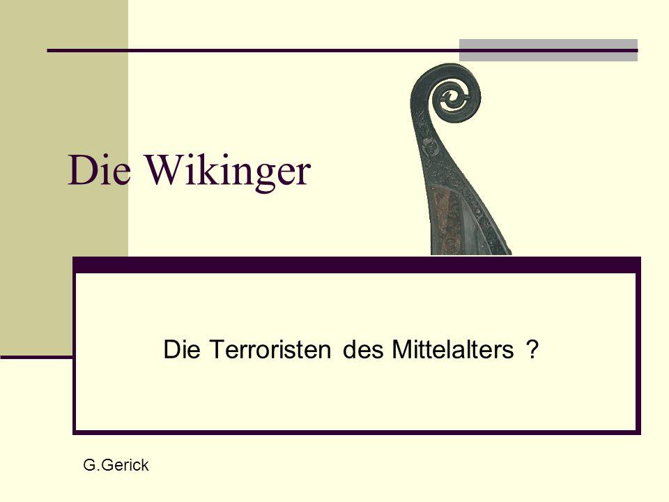 Die Terroristen des Mittelalters