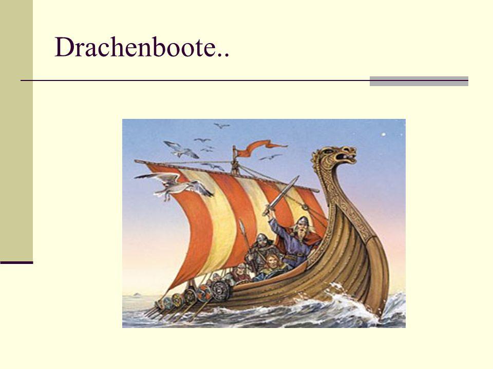 Drachenboote..