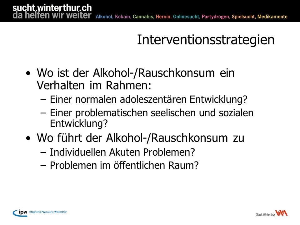 Interventionsstrategien