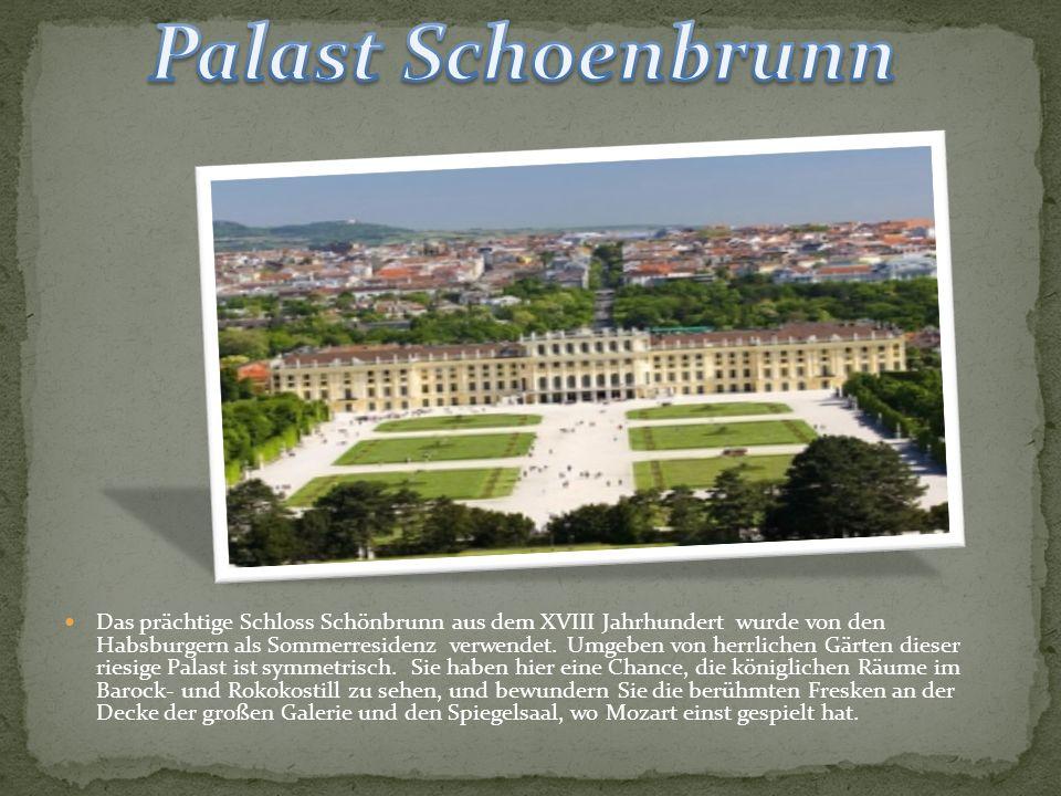 Palast Schoenbrunn