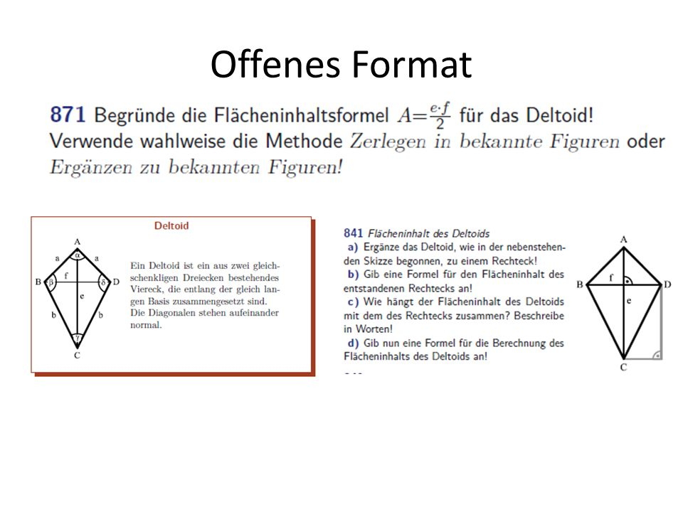 Offenes Format