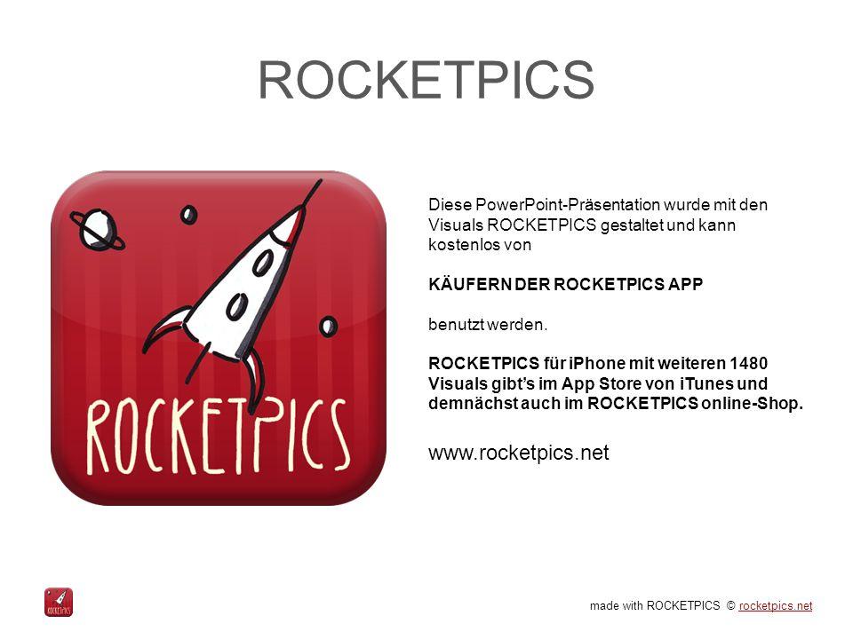 ROCKETPICS www.rocketpics.net