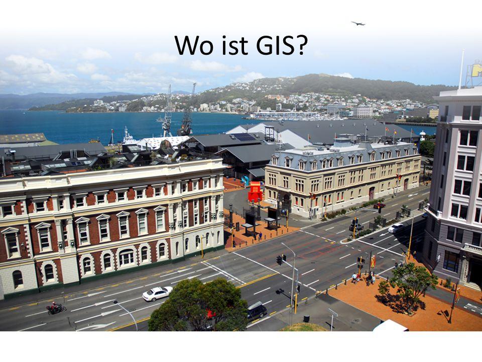 Wo ist GIS