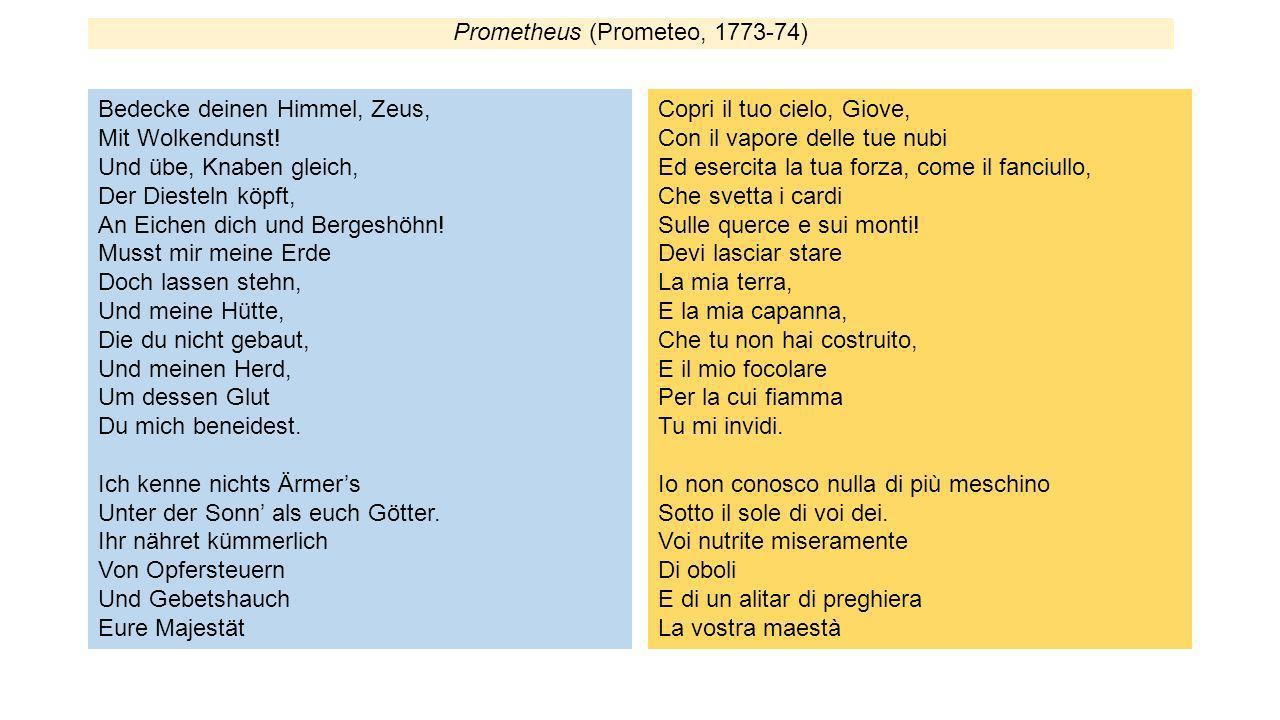 Prometheus (Prometeo, 1773-74)
