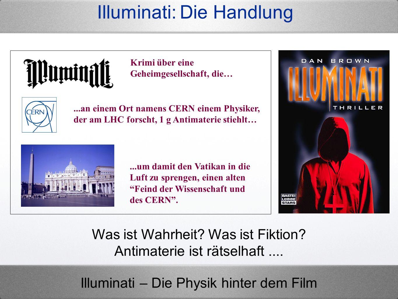 Illuminati: Die Handlung