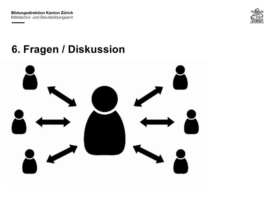 6. Fragen / Diskussion 16