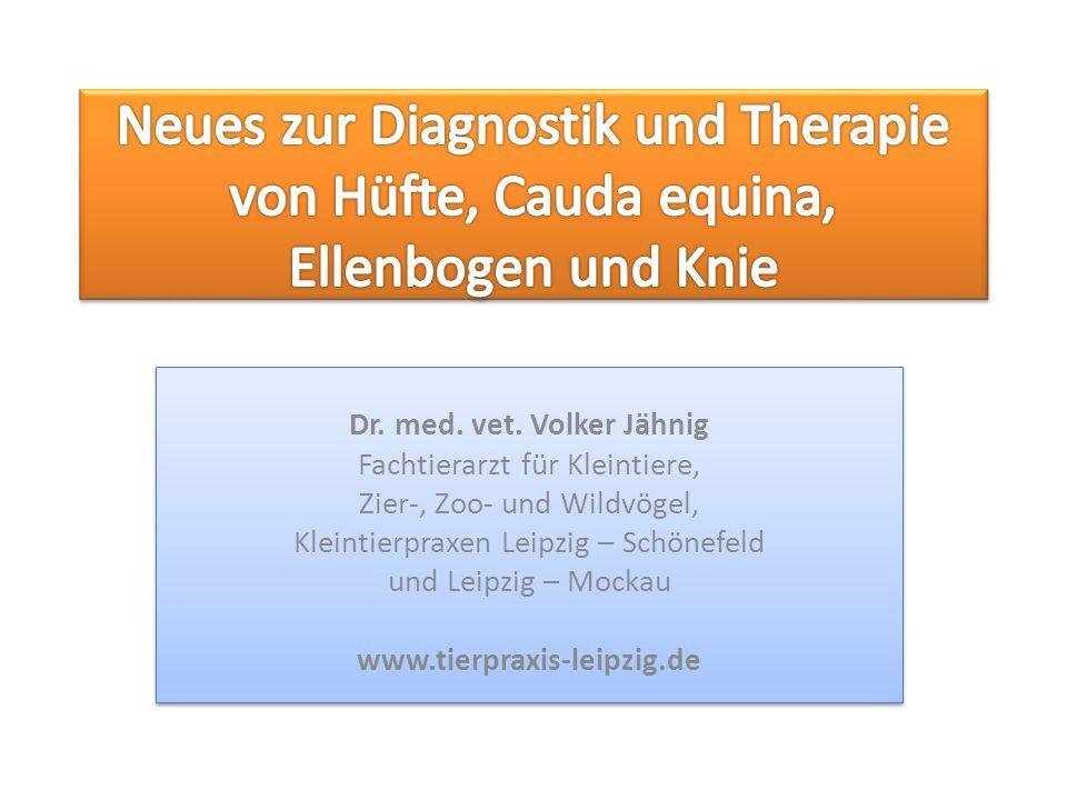 Dr. med. vet. Volker Jähnig