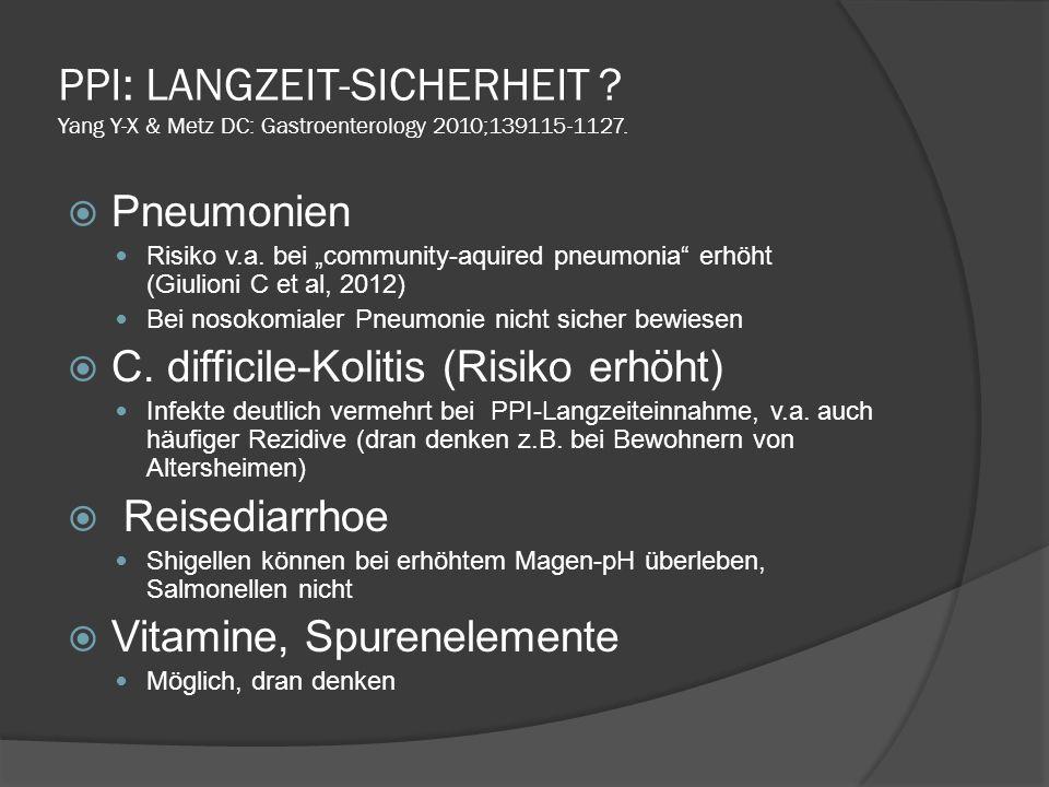 PPI: LANGZEIT-SICHERHEIT