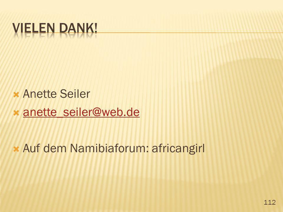 vielen dank! Anette Seiler anette_seiler@web.de