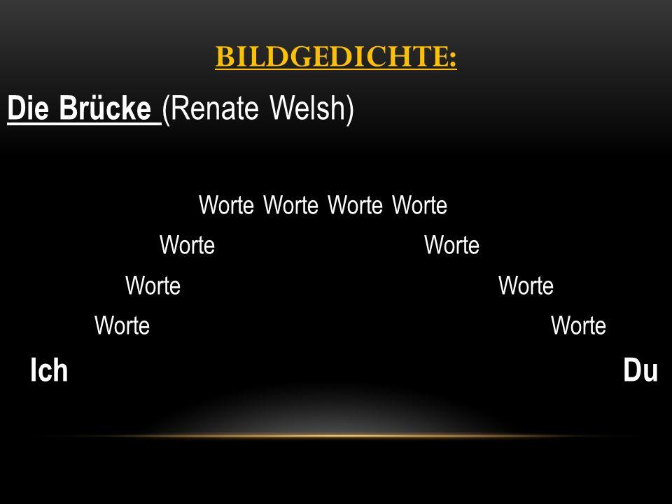 Die Brücke (Renate Welsh)
