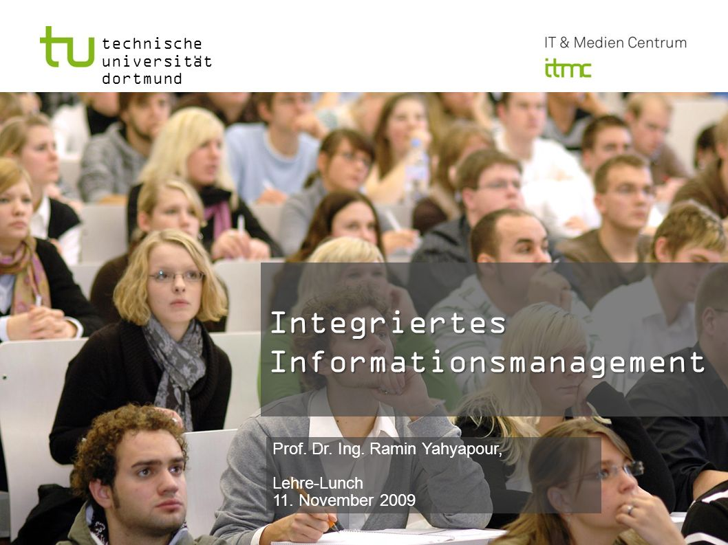 Integriertes Informationsmanagement