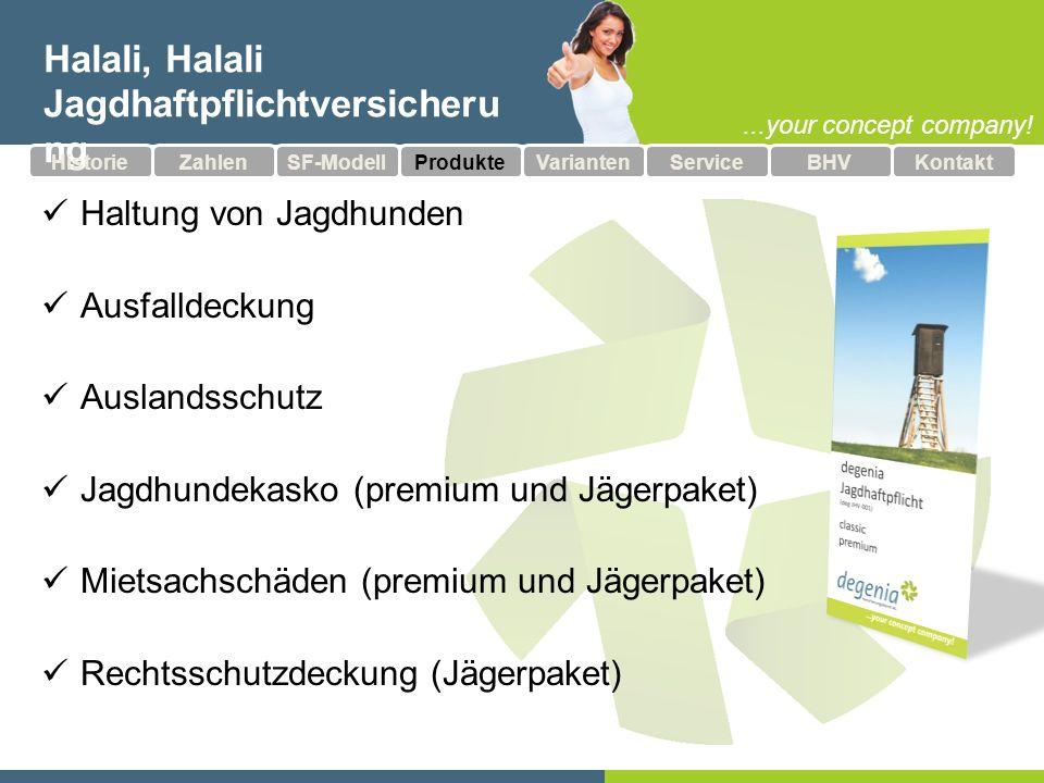 Halali, Halali Jagdhaftpflichtversicherung