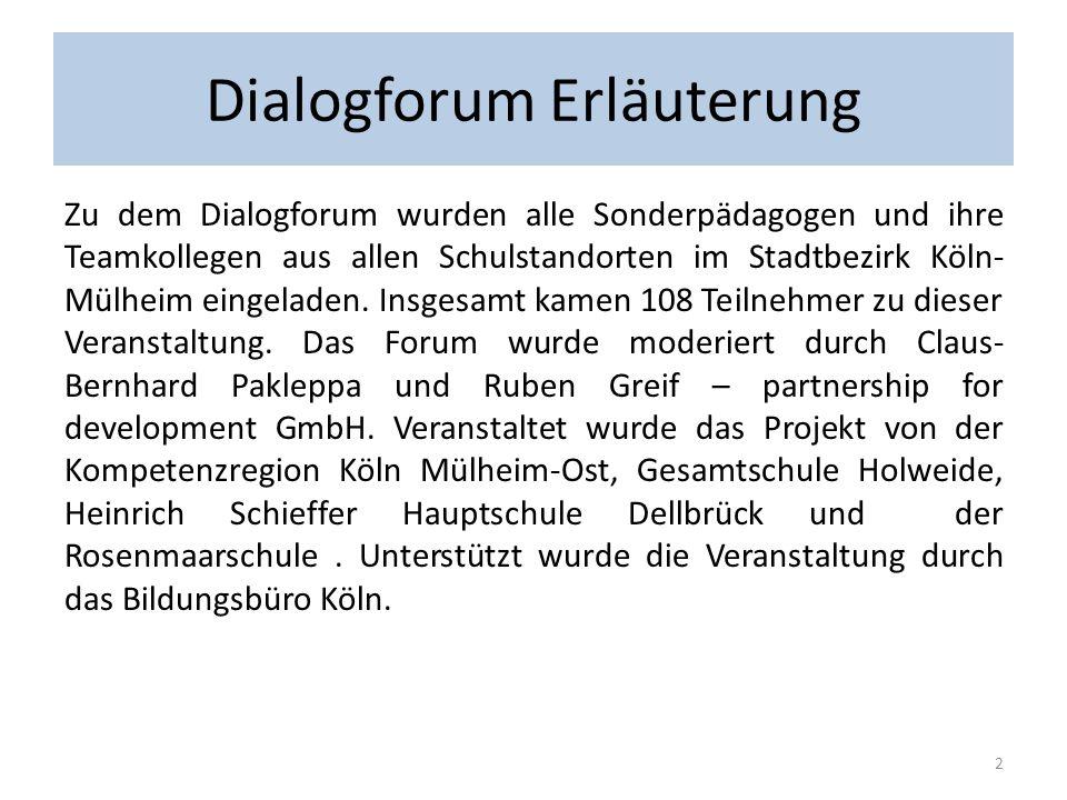 Dialogforum Erläuterung