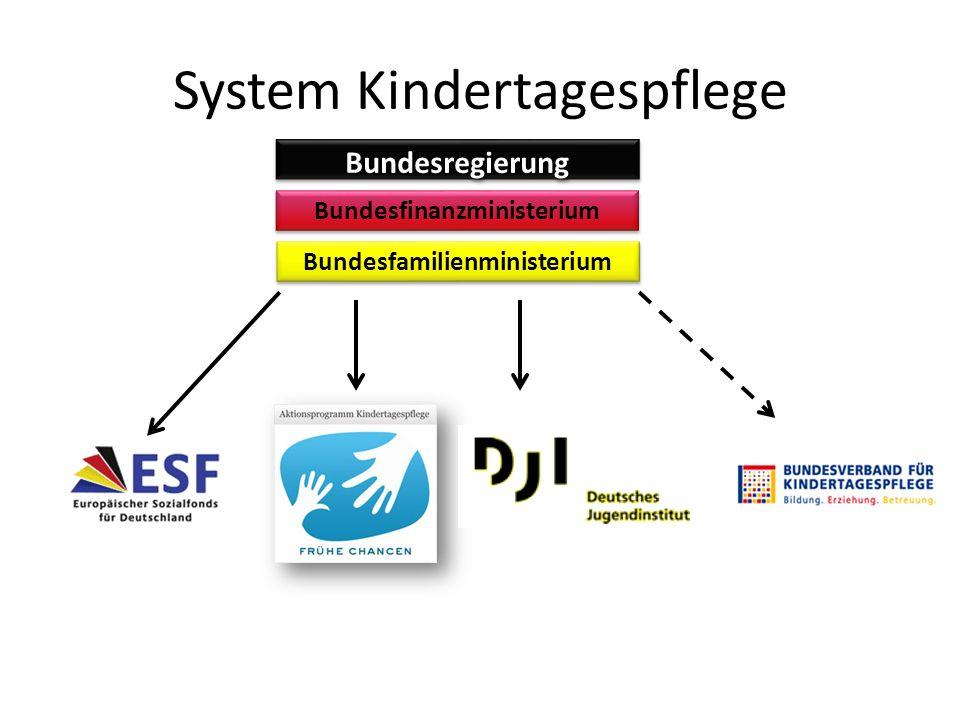 System Kindertagespflege