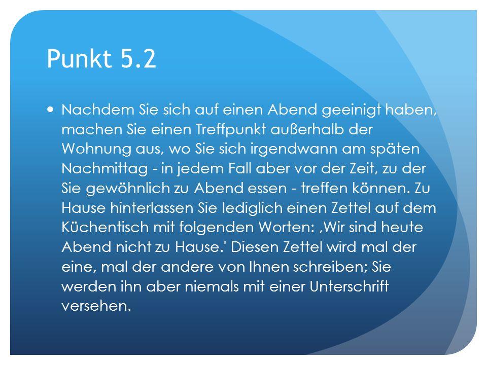 Punkt 5.2
