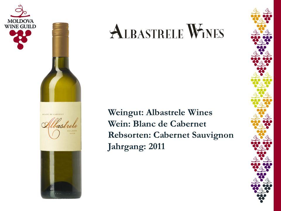 Weingut: Albastrele Wines