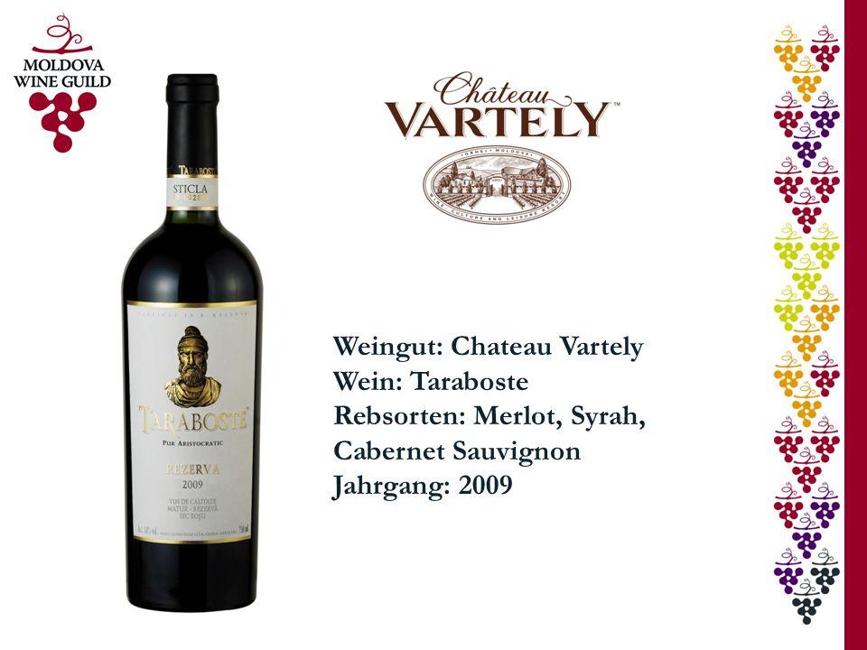 Weingut: Chateau Vartely