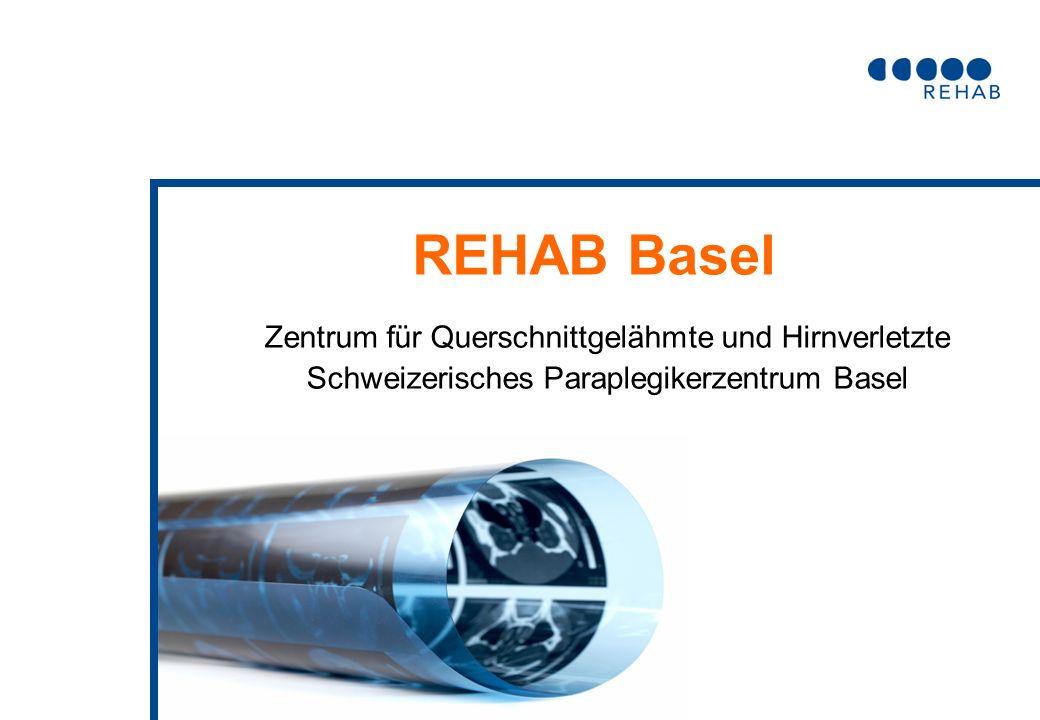 REHAB Basel Zentrum für Querschnittgelähmte und Hirnverletzte